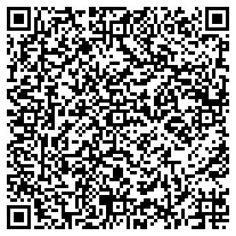 QR-код с контактной информацией организации Субъект предпринимательской деятельности ФЛП Мелешко