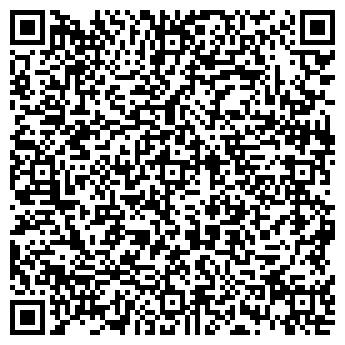 QR-код с контактной информацией организации Арт-студия «Bibi cards»