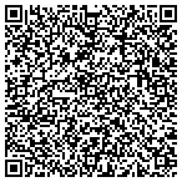 QR-код с контактной информацией организации ЧАО Альминский камень