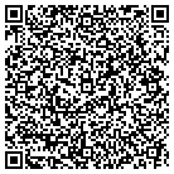 QR-код с контактной информацией организации Интерьерпластопт