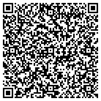 QR-код с контактной информацией организации Королевские окна