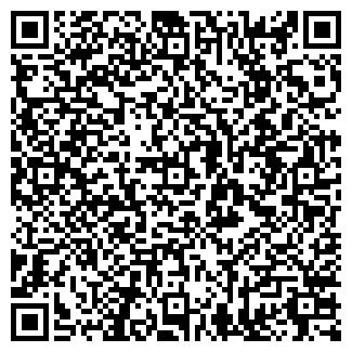 QR-код с контактной информацией организации Roden