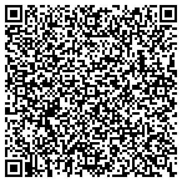 """QR-код с контактной информацией организации Салон """"Мир окон"""""""