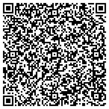 QR-код с контактной информацией организации натяжные потолки Merit