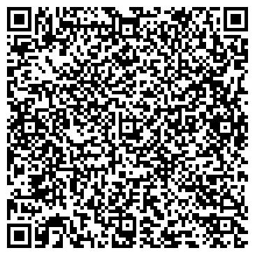 """QR-код с контактной информацией организации Фабрика натяжных потолков """"Altior"""""""