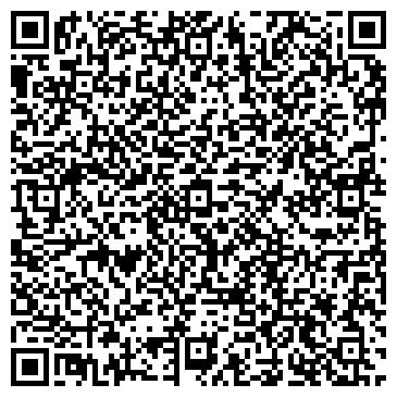 QR-код с контактной информацией организации Атлант, ФЛП
