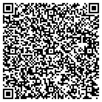 QR-код с контактной информацией организации Планета Потолков, ООО