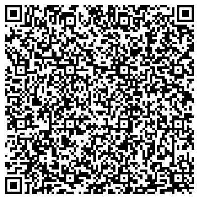QR-код с контактной информацией организации Французские натяжные потолки; Кострица, ЧП