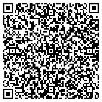 QR-код с контактной информацией организации Петровские Потолки, ИП