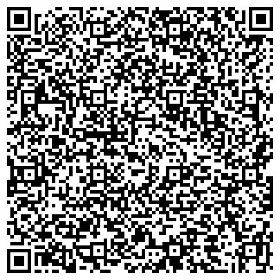 QR-код с контактной информацией организации Территория дизайна, ТОО