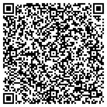 QR-код с контактной информацией организации ТЕЛЕФРАСТ, ООО