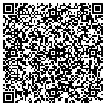 QR-код с контактной информацией организации ДМС, ЧП