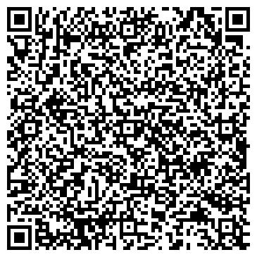QR-код с контактной информацией организации Би Ти Украина, ДП