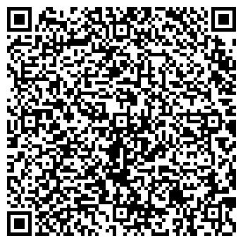QR-код с контактной информацией организации Муж напрокат, ЧП