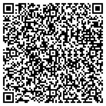 QR-код с контактной информацией организации АВ Комфорт, ООО
