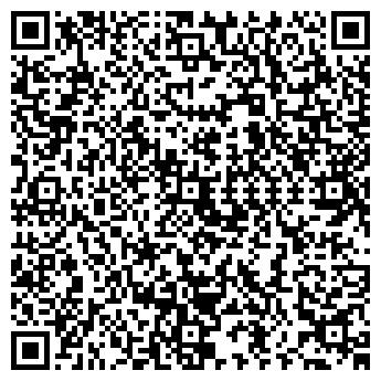 QR-код с контактной информацией организации Тесла Зет, ООО
