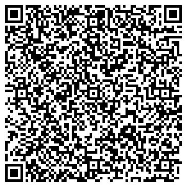 QR-код с контактной информацией организации Теплосервис, ЧП