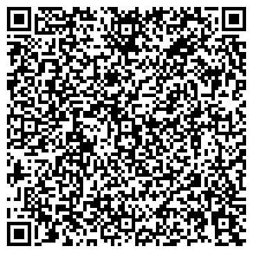 QR-код с контактной информацией организации Днепровское, ПАО КБ