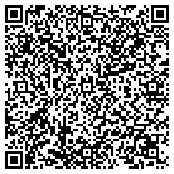 QR-код с контактной информацией организации Рассвет, ЧП