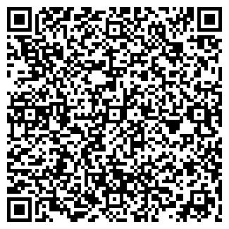 QR-код с контактной информацией организации Комок, ИП