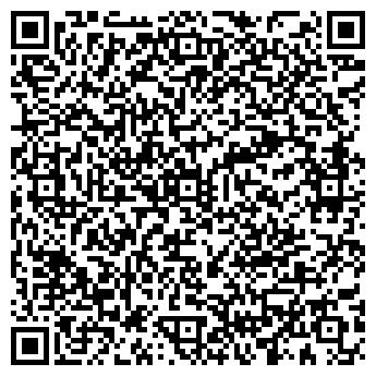 QR-код с контактной информацией организации Метрэкс, НП ОДО