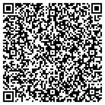 QR-код с контактной информацией организации TIRON, ТОО