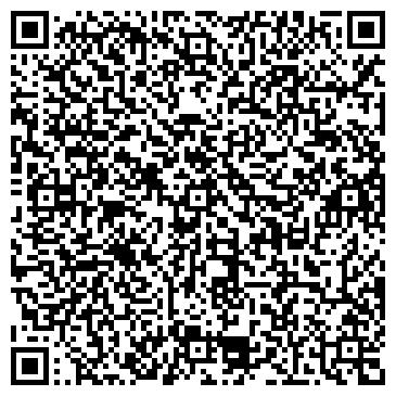 QR-код с контактной информацией организации СаНур проект сервис, ТОО