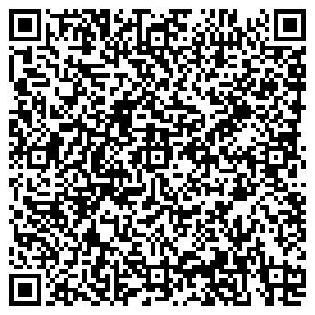QR-код с контактной информацией организации ЖанРиз, ТОО