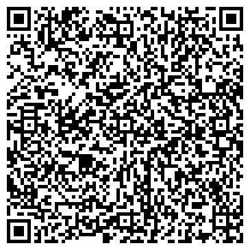 QR-код с контактной информацией организации ХБА Сервис,ИП