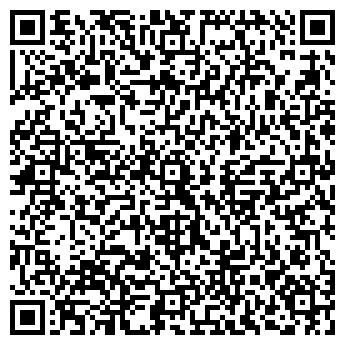 QR-код с контактной информацией организации Метеора, ООО