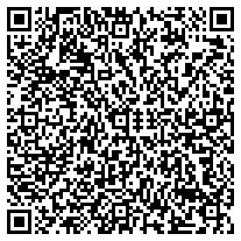 QR-код с контактной информацией организации Миравис, ООО