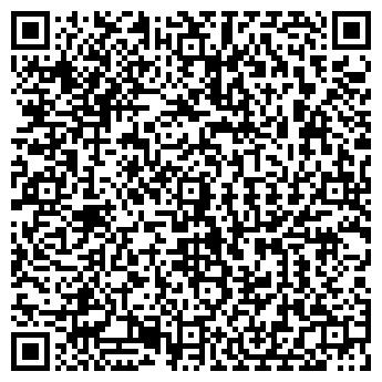 QR-код с контактной информацией организации Будхаус, ООО