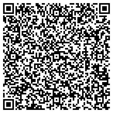 QR-код с контактной информацией организации Атлантида(окна), ЧП