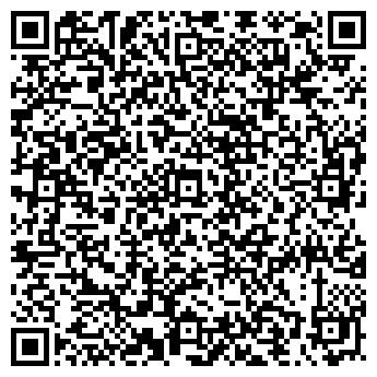 QR-код с контактной информацией организации Окнас (Oknas), ООО