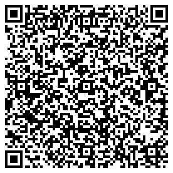 QR-код с контактной информацией организации Тетерин А.А., ИП