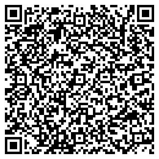 QR-код с контактной информацией организации Окна кз, ТОО