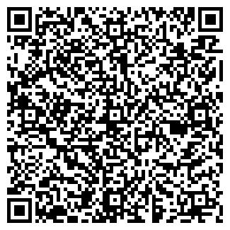 QR-код с контактной информацией организации НДН, ИП