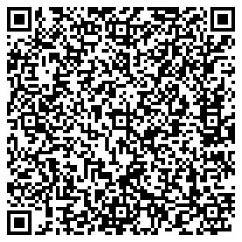 QR-код с контактной информацией организации Геосистема, ТОО