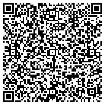 QR-код с контактной информацией организации АВС (AVS), ЧП