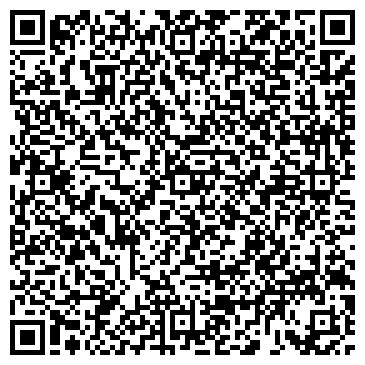 QR-код с контактной информацией организации Стеклянная Леди, ЧУП