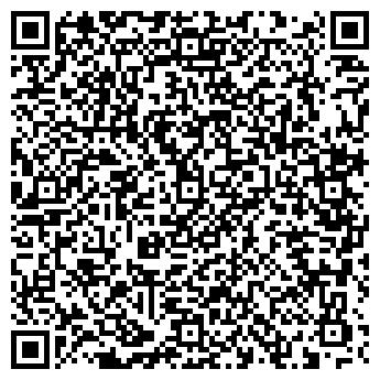 QR-код с контактной информацией организации Стекло и зеркало, ЧП