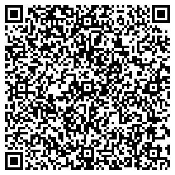QR-код с контактной информацией организации МПС-гласс, ООО