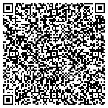 QR-код с контактной информацией организации Кристалл Гласс, ЧП