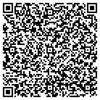 QR-код с контактной информацией организации Vitrum, ЧП