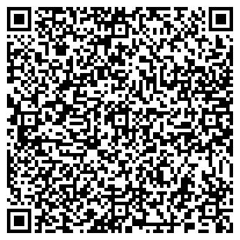QR-код с контактной информацией организации Мир зеркал, ООО