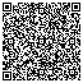 QR-код с контактной информацией организации Ануар, ИП