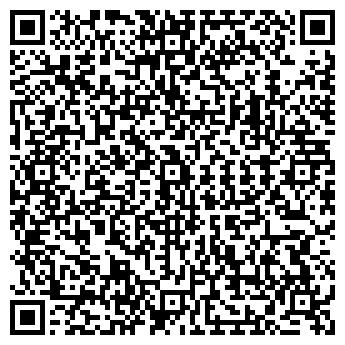 QR-код с контактной информацией организации НПП Контур, ЗАО