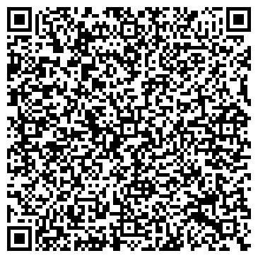 QR-код с контактной информацией организации Окна De-Люкс, ЧП