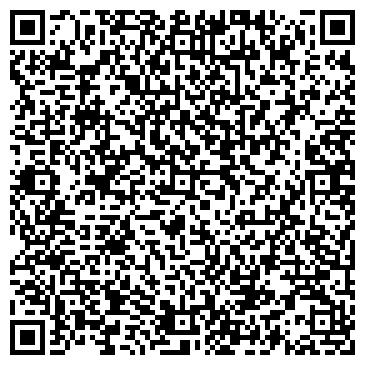 QR-код с контактной информацией организации МТК Украина, ООО