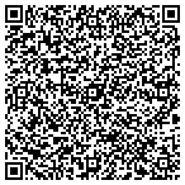 QR-код с контактной информацией организации БудРеал, ЧП